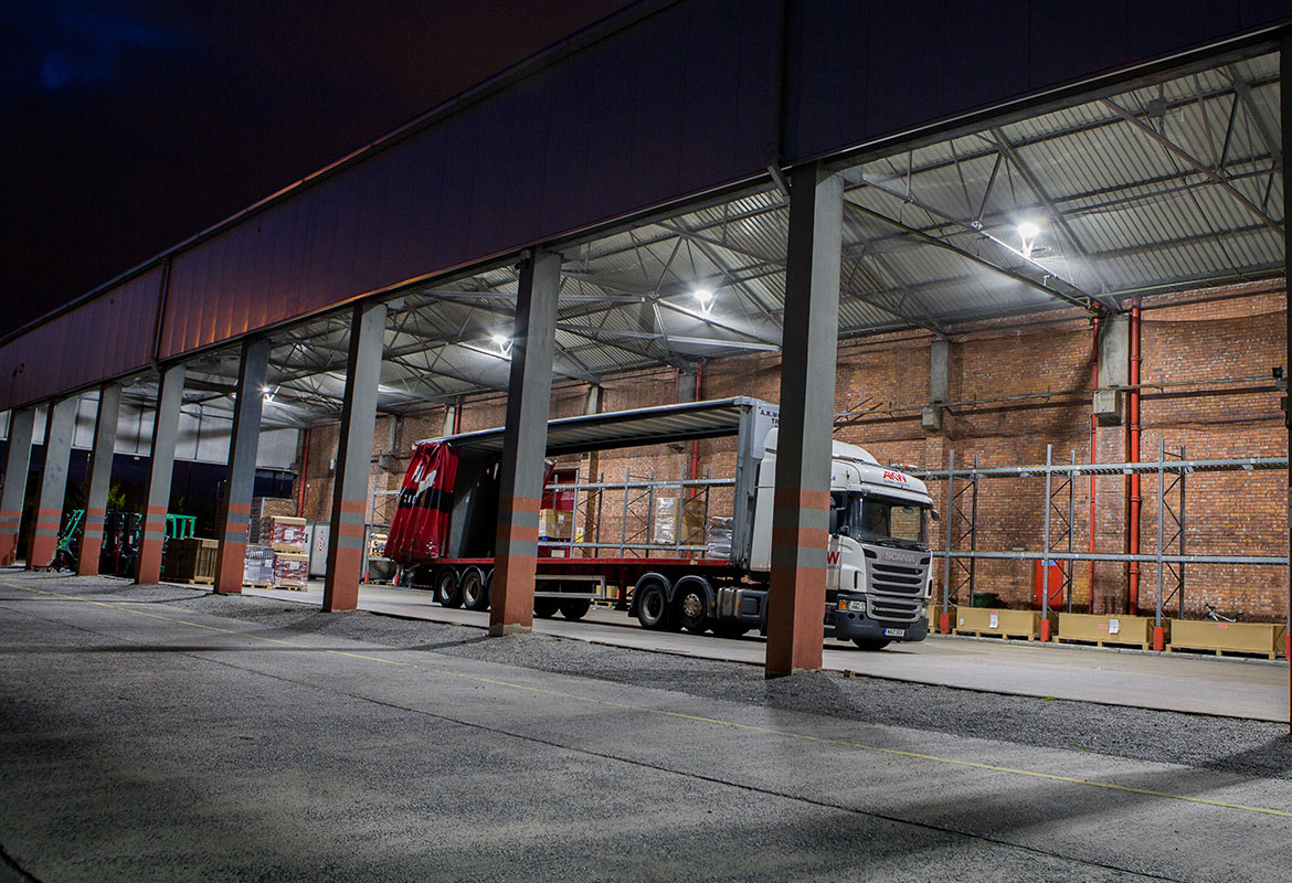 AKW FREIGHT CENTRE
