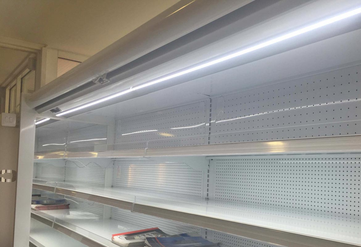 LED REFRIGERATED DISPLAY LIGHTING