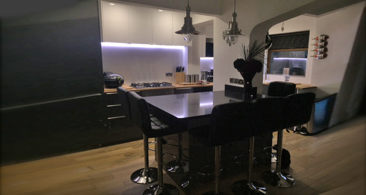 DOMESTIC KITCHEN LIGHTING