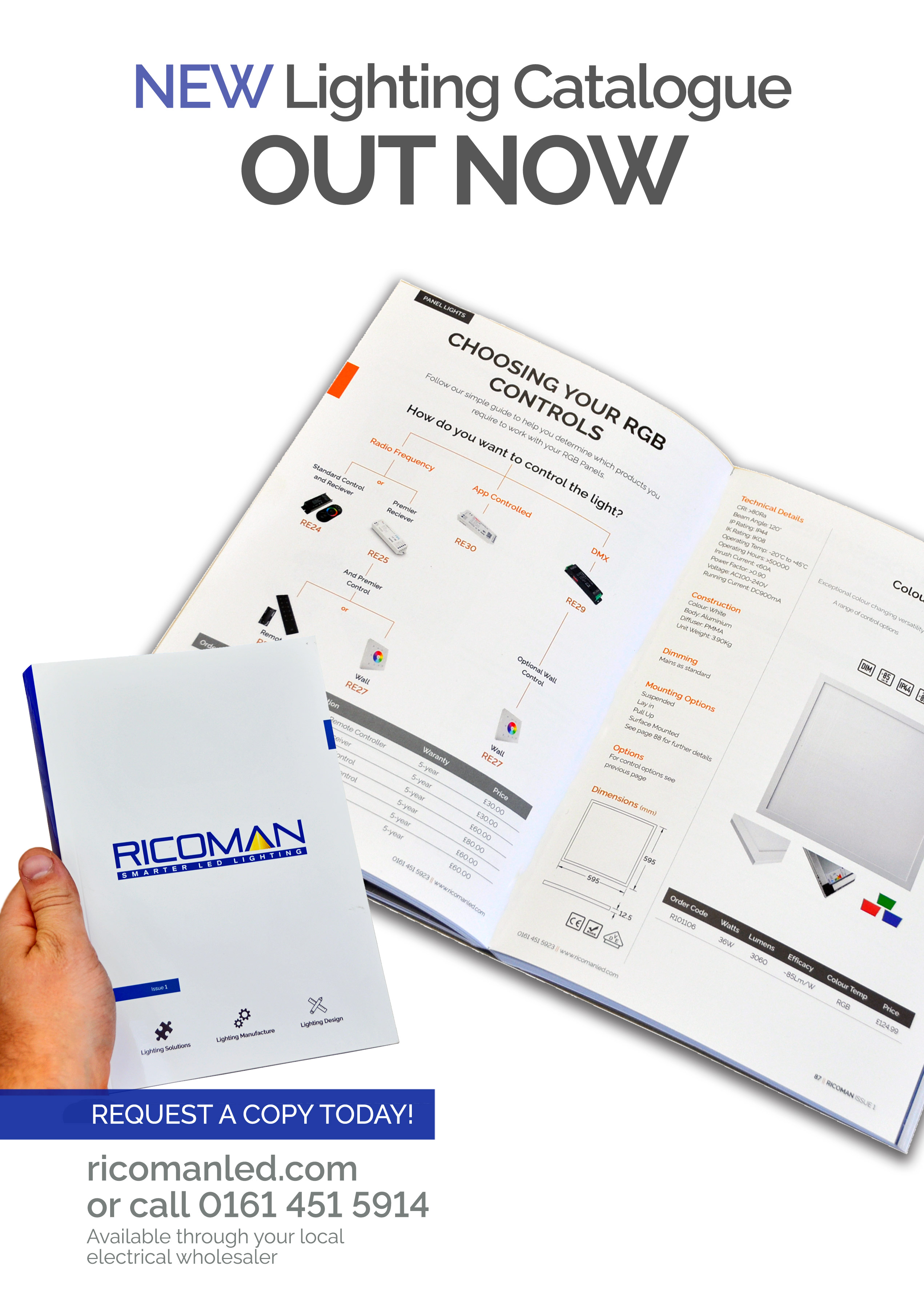 New catalogue A4