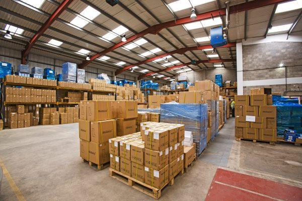 RICOMAN Distribution Centre