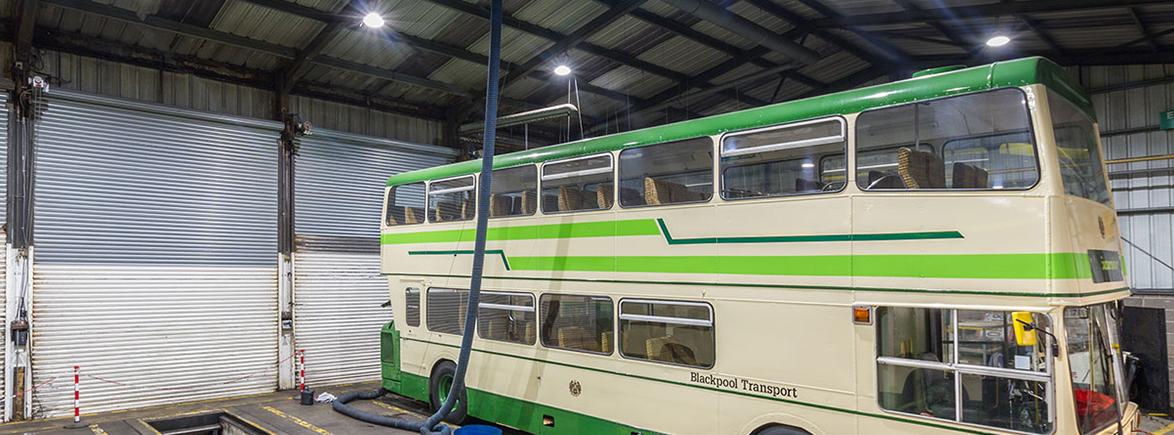 Blackpool <br>Transport<br> Services