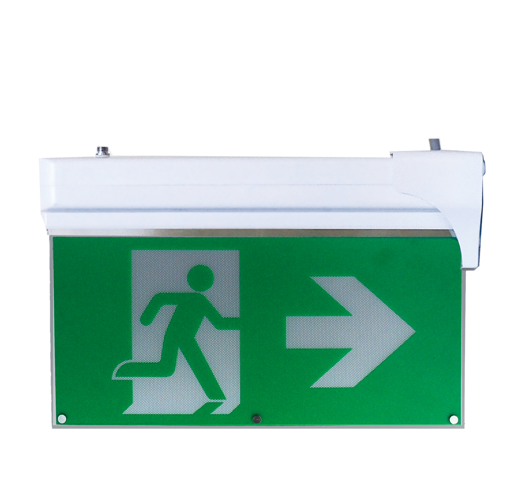 Blade Led Emergency Exit Sign Ricoman Lighting